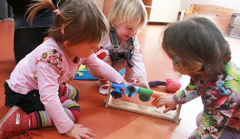 Zeer Muziek in Groningen, voor baby's, dreumesen en peuters @RC38